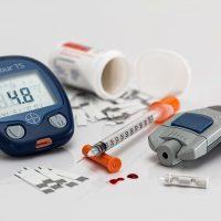 Aparatos diabético