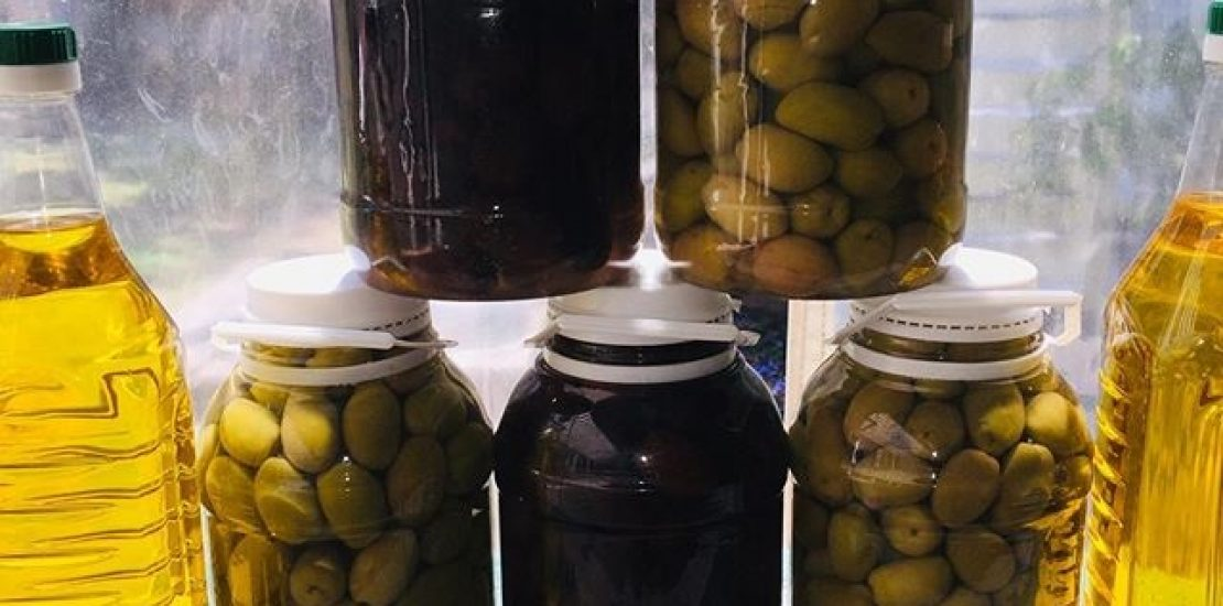 aceite extra virgen de oliva