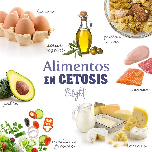 alimentos cetonicos