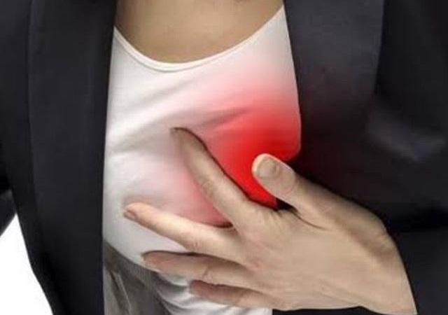 los infartos al corazon en mujeres