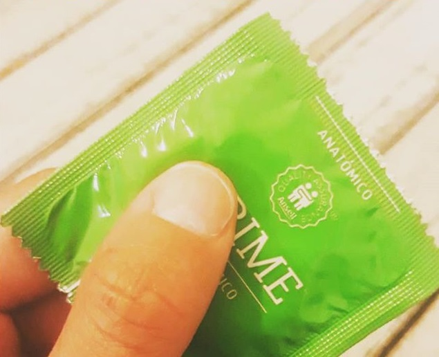 como uso un condon