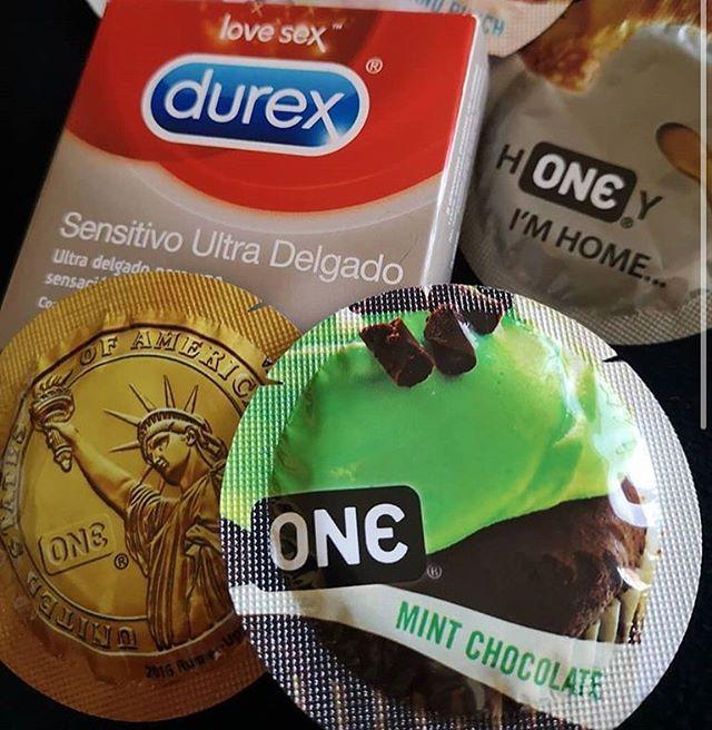 Condón Durex