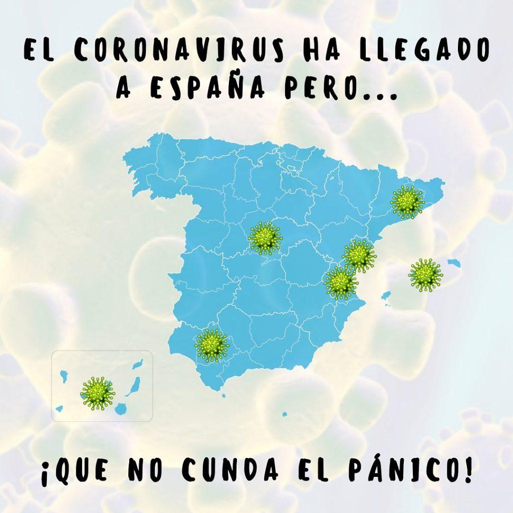 España está preparada en caso de pandemia del coronavirus