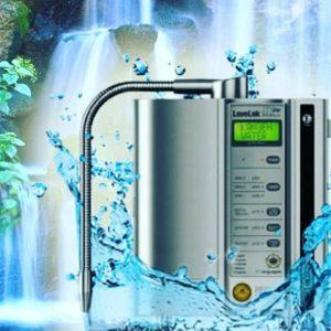 Agua Kangen, alcalinizada