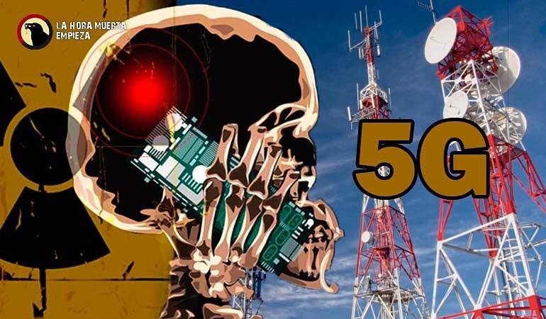 proteccion 5G, ondas, EMF