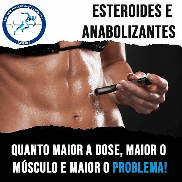 Efectos de los esteroides