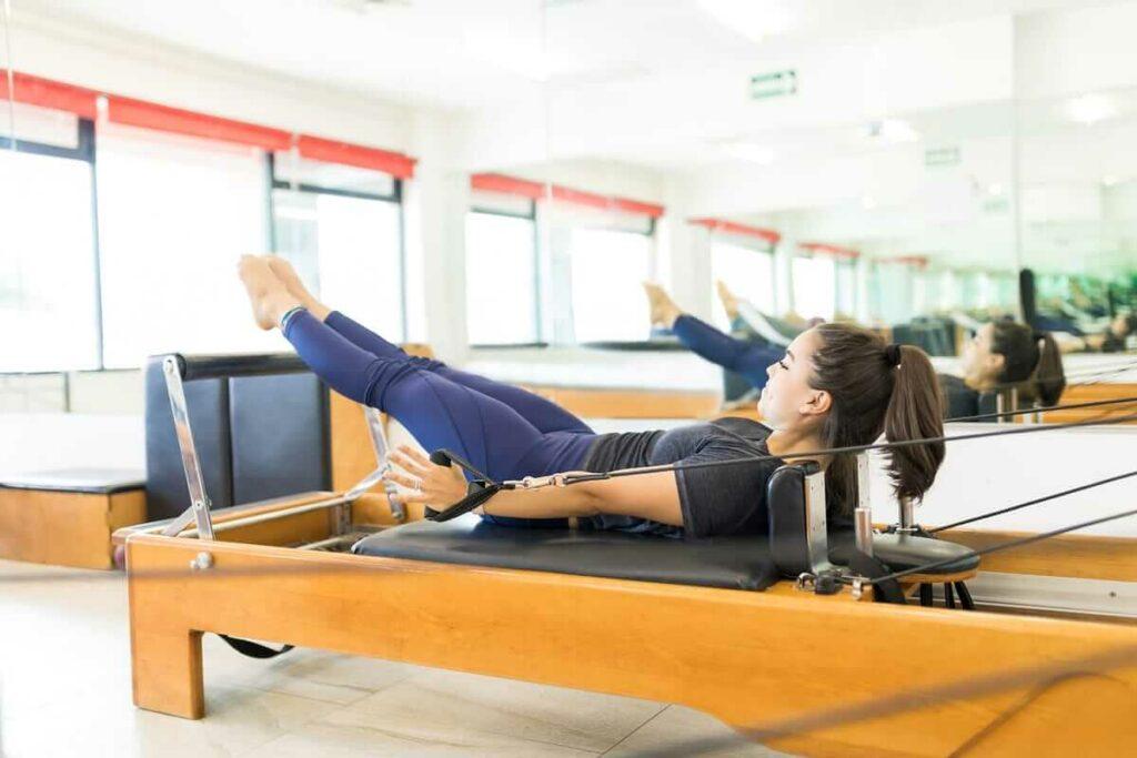 Actividades de pilates